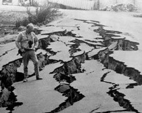 Maanjäristys Mittari
