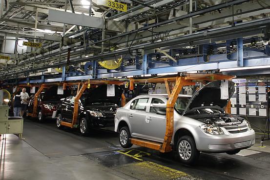 general motor company mexico: