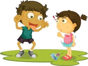 Lapset kiusaavat toisiaan yllättävän usein ruokaan liittyvistä syistä..