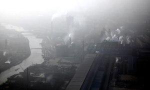 Kiinan teollisuuden päästöt tiedetään suuriksi, mutta kuormitus saattaa olla oletettuakin suurempaa