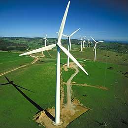 Tuulimyllyt ovat olennaisen osa australialaista maisemaa – ja jatkossa varmasti paljon nykyistä enemmänkin.