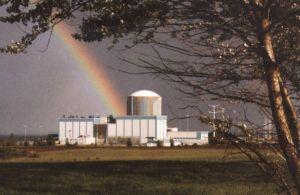 Sateenkaaren päässä ei ole aarretta ainakaan Wisconsinissa toimineen Kewauneen ydinvoimalan kohdalla. Laitos suljetaan, kun käyttökuntoisen laitoksen toiminta osoittautui kannattamattomaksi.