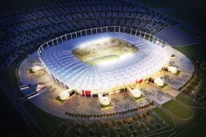 Brasilian Mané Garricha -stadion saa valtaosan tarvitsemastaan sähköstä omavaraisesti, teholtaan 2.5 megawatin aurinkopaneeleista.