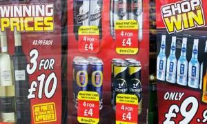 Alkoholin alennusmyynnit ovat tavallisia monissa maissa, mutta liian halvoiksi katsottavien hintojen kieltokaan ei olisi laitonta.