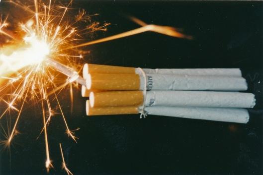 Tupakka on pommi, joka räjäyttää ihmisten terveyden lisäksi myös kansantalouksien terveyden.
