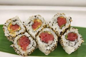 Sushi-ravintolan tarjoama tonnikalaherkku voi olla jotain aivan muuta kuin ruokalstala kerrotaan.