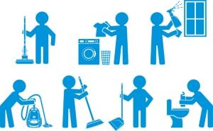 Siivousalan ammatit ja työtehtävät ovat hyvin vaihtelevia, mutta yhteistä näille on työperäisen astman ilmaantumisriski aikuisiässä. Brittitutkimuksessa osoitettiin ammattiastman riski neljässä erilaisessa siivousalan ammatissa toimivilla sekä kolmessa muussa siivouskemikaalien kanssa tekemisissä olevalla ammattiryhmällä.