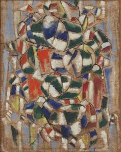 Venetsian Peggy Guggeimheim -taidemuseo ei milloinkaan asetanut näytteille Fernand Legerin Contraste de Formes -teosta, joka onkin nyt todistettu väärennökseksi.