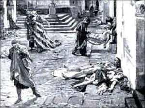 Yersinia pestis -bakteerin aiheuttama paiserutto tappoi kolmasosan tai jopa puolet maanosamme asukkaista 1300-luvun musta surma -pandemian aikana.