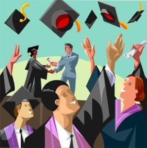 Opiskelu Amerikassa tuottaa paitsi henkistä myös taloudellista pääomaa.