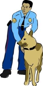 Poliisin tehtävänä on suojella niin ihmisten kuin eläintenkin turvallisuutta.