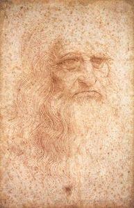 Viisi vuosisataa ovat kellastuttaneet Leonardo da Vincin kuuluisaa omakuvaa niin paljon, että mittaamattoman arvokas teos on ollut huollossa Roomassa.