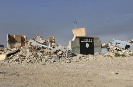 ISIS-terroristit ovat tuhonneet järjestelmällisesti sekä uskonnollisia että maallisia kulttuuriaarteita Irakissa ja Syyriassa.