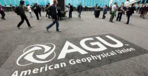 Amerikan geofyysikkojen kokous kerää yhteen yli 20 000 alan asiantuntijaa. Kuva AGU.org.