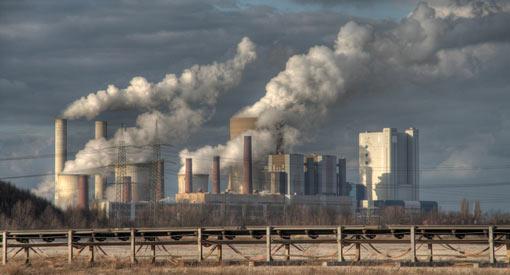 Elohopean ja muiden haitta-aineiden päästörajoitusten kiristäminen koskee noin 1 100 yhdysvaltalaista, kivihiiltä polttavaa voimalaitosta. Kuva: The American Energy News.