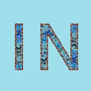 Damien Hirstin teos ottaa yksiselitteisesti kantaa Britannian EU-jäsenyyden puolesta ja eroa eli brexitiä vastaan. Kuva: Damien Hirst. Twitter.com.