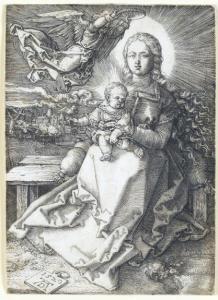 Kulttuuriarvoja kunnioittava keräilijä palautti kirpputorilta löytämänsä 1500-luvun arvoteoksen oikealle omistajalleen. Kuva: Staatsgalerie Stuttagart.