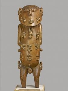 Yli 600-vuotias A'a on kokenut monenmoista pitkän historiansa aikana. Kuva: The Trustees of the British Museum.