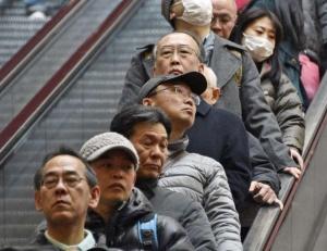 Seniorien osuus Japnin väestössä kasvaa nopeasti. Kuva: cdn.i-scmp.com.