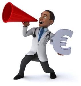 """Ranskan hallituksen ja presidentin budjettiehdotuksissa on """"kuultu tieteentekijöiden huuto"""" resurssien turvaamiseksi. Kuva: iclipart.com."""