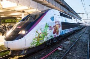 Océane-luotijunat nostavat Ranskan rautatiet uudelle tasolle. Kuva: Railjournal.com.