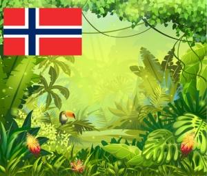 Norja on noussut edelläkävijäksi globaalien ympäristö- ja kehityshankkeiden rahoituksessa. Kuva: iclipart.com.