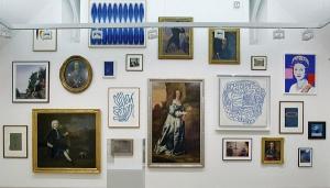 Osia brittihallituksen taidekokoelmista on ollut tilapäisesti julkisuudessa, viimeksi Lontoon Whitechapel Galleryssä 2011‒2012. Kuva: Tony Harris, via The Art Newspaper.